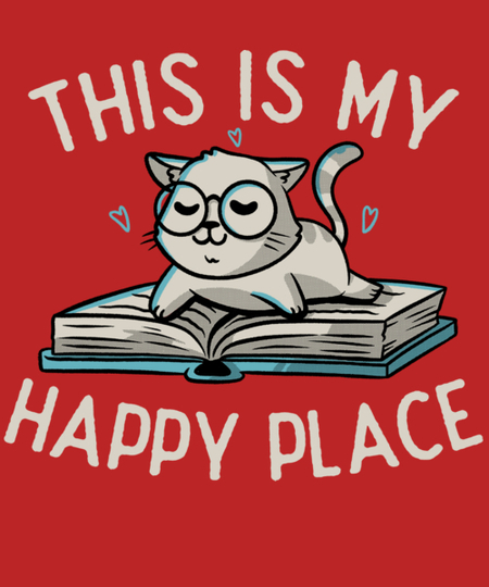 Qwertee: This is My Happy Place
