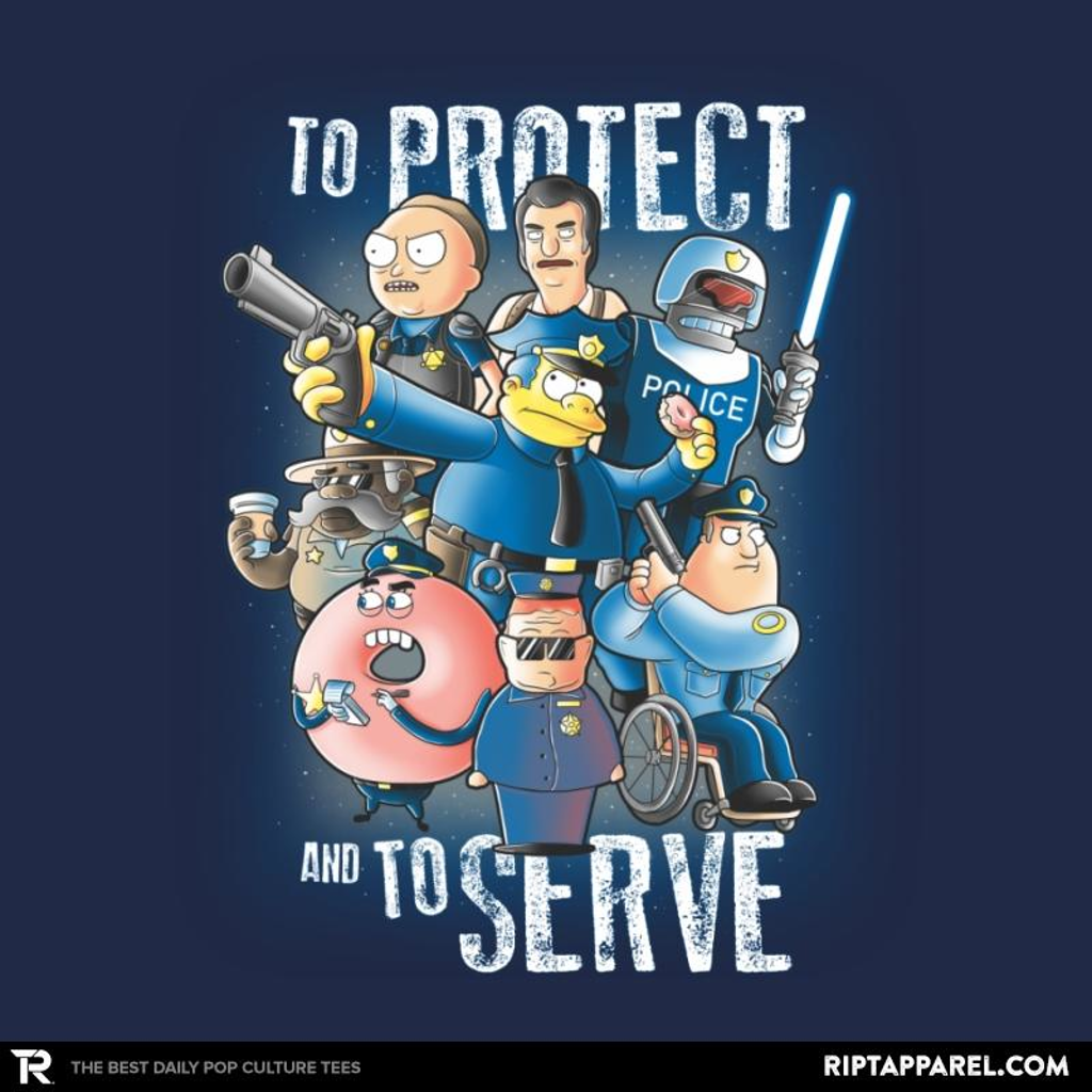 Ript: To Protect and To Serve