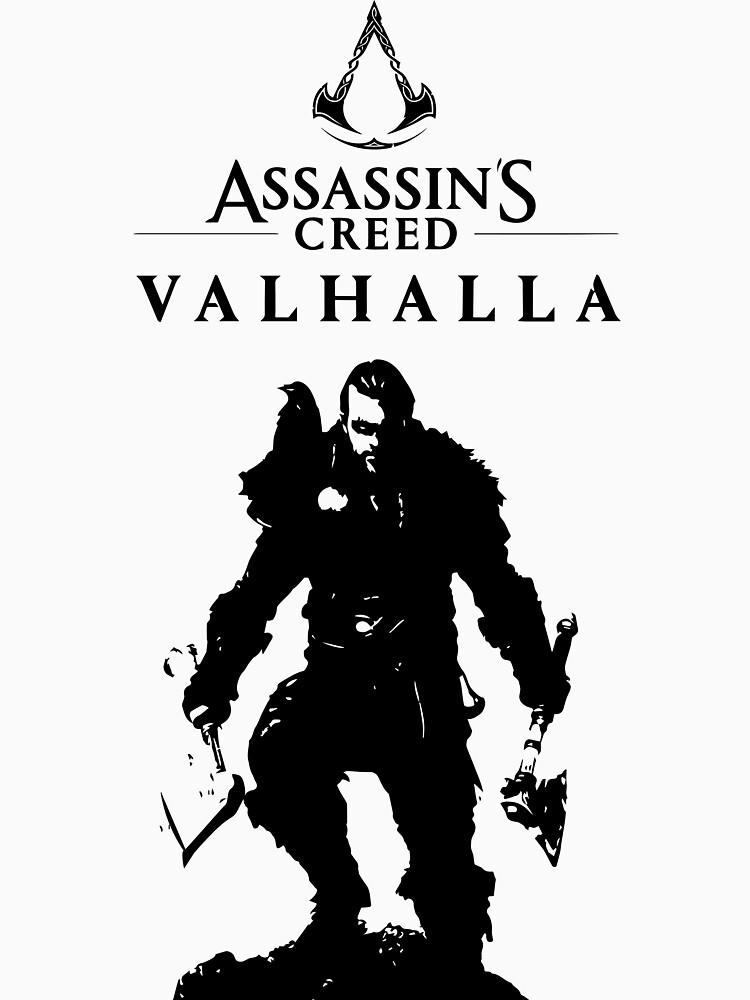 RedBubble: Assasins Creed Valhalla