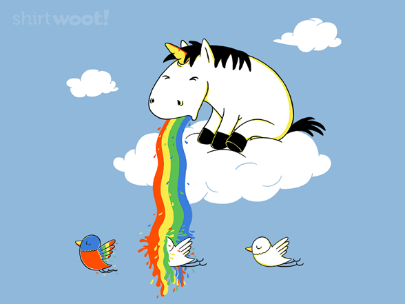 Woot!: Magical Unicorn