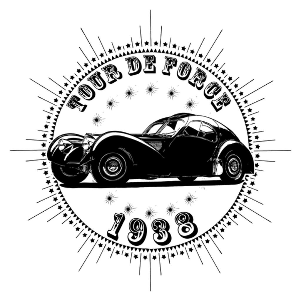 NeatoShop: Vintage Classic Car 1938 Tour De Force Buggat