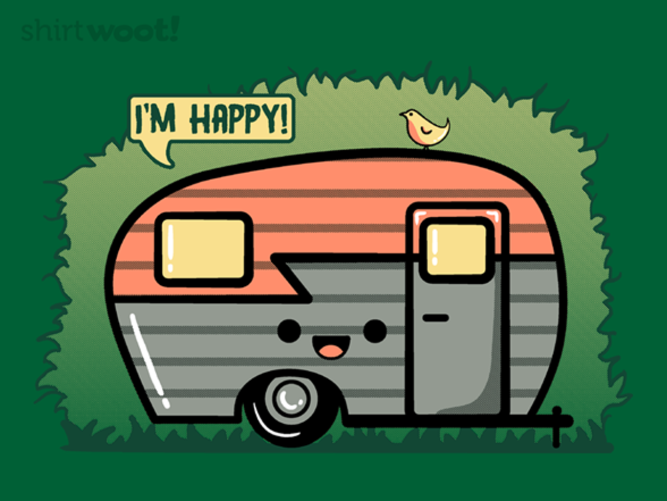 Woot!: Happy Camper