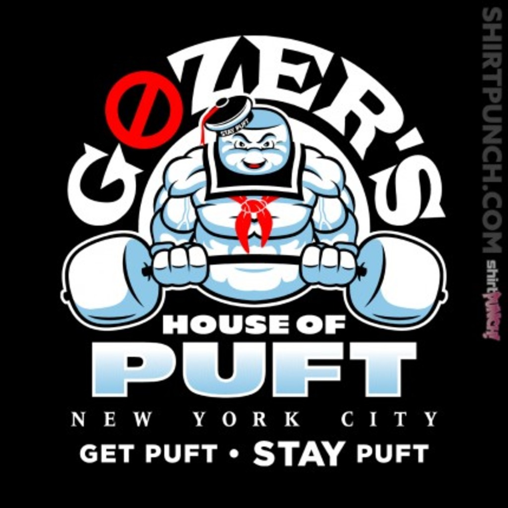 ShirtPunch: The House of Puft