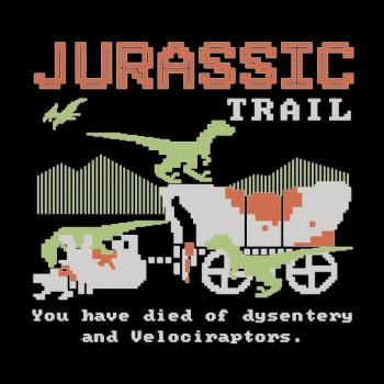 BustedTees: Jurassic Trail