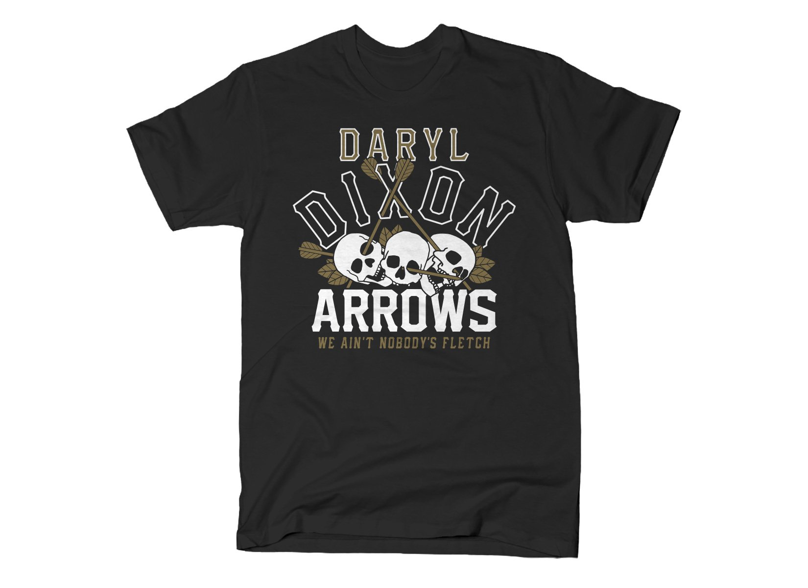 SnorgTees: Dixon Arrows