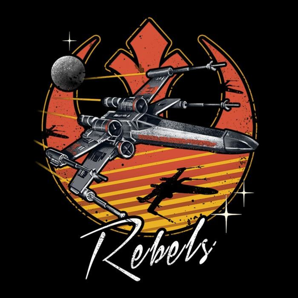 Once Upon a Tee: Retro Rebels