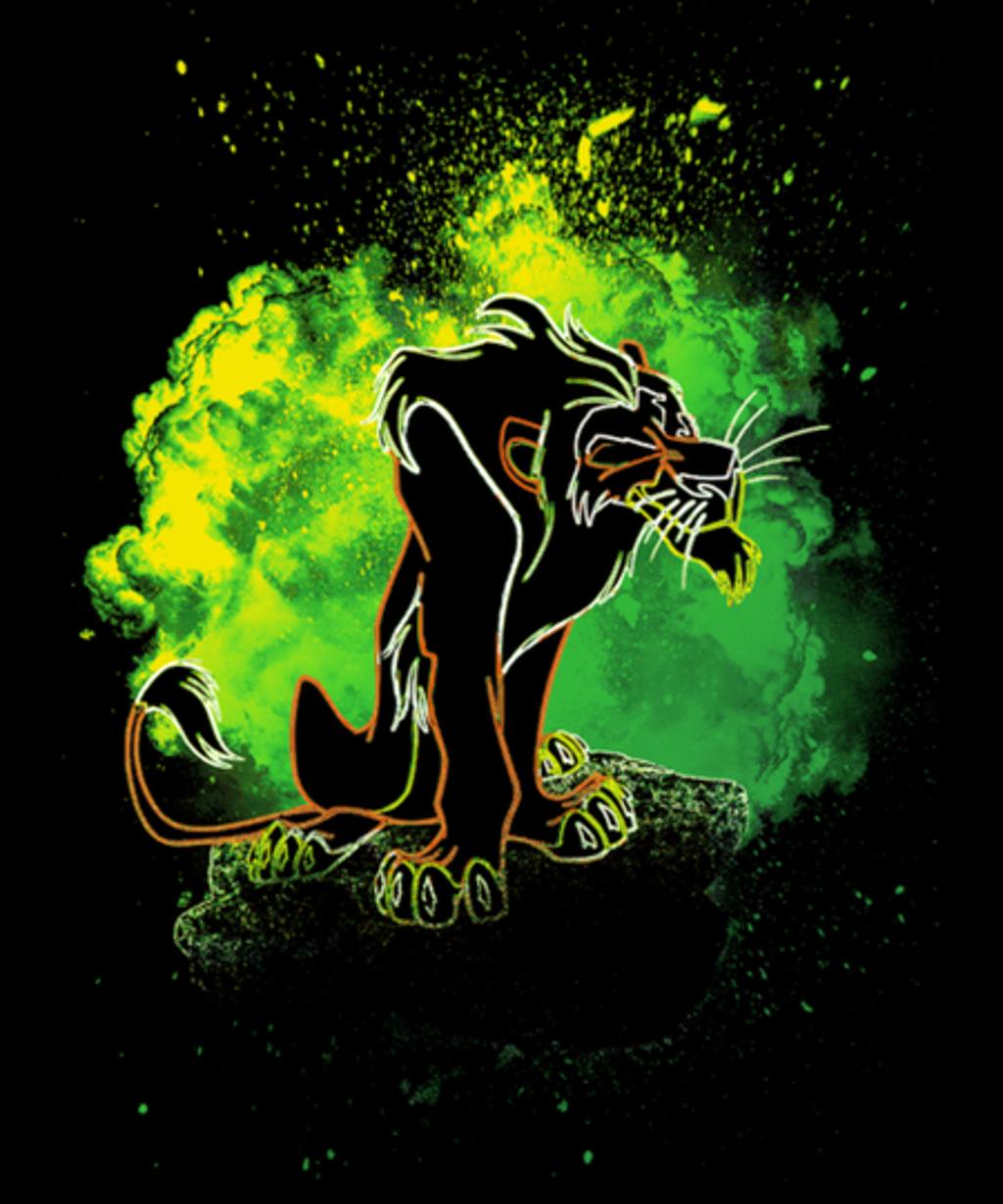 Qwertee: Soul of the Evil Mind