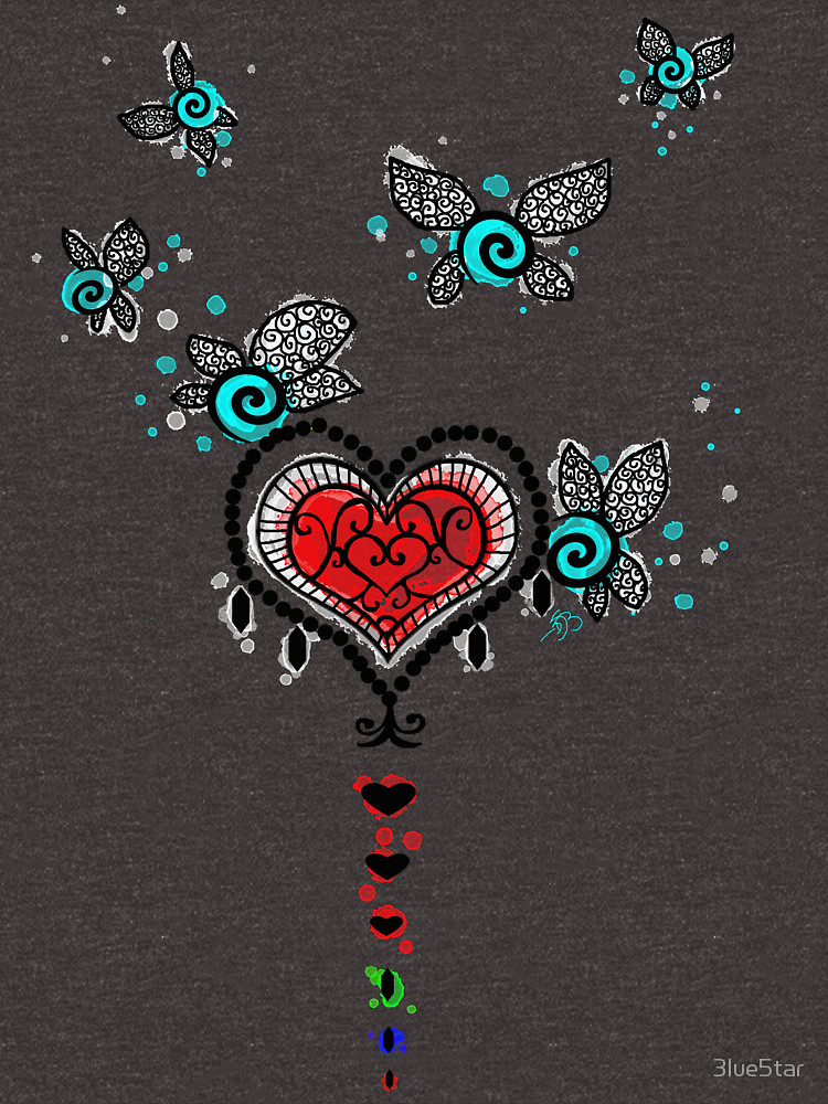RedBubble: Heart Container