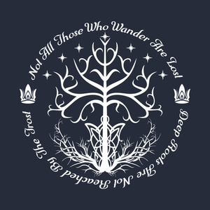 TeePublic: White Tree of Hope