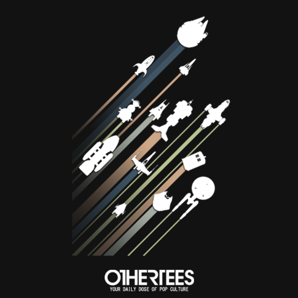 OtherTees: .5 Past Lightspeed