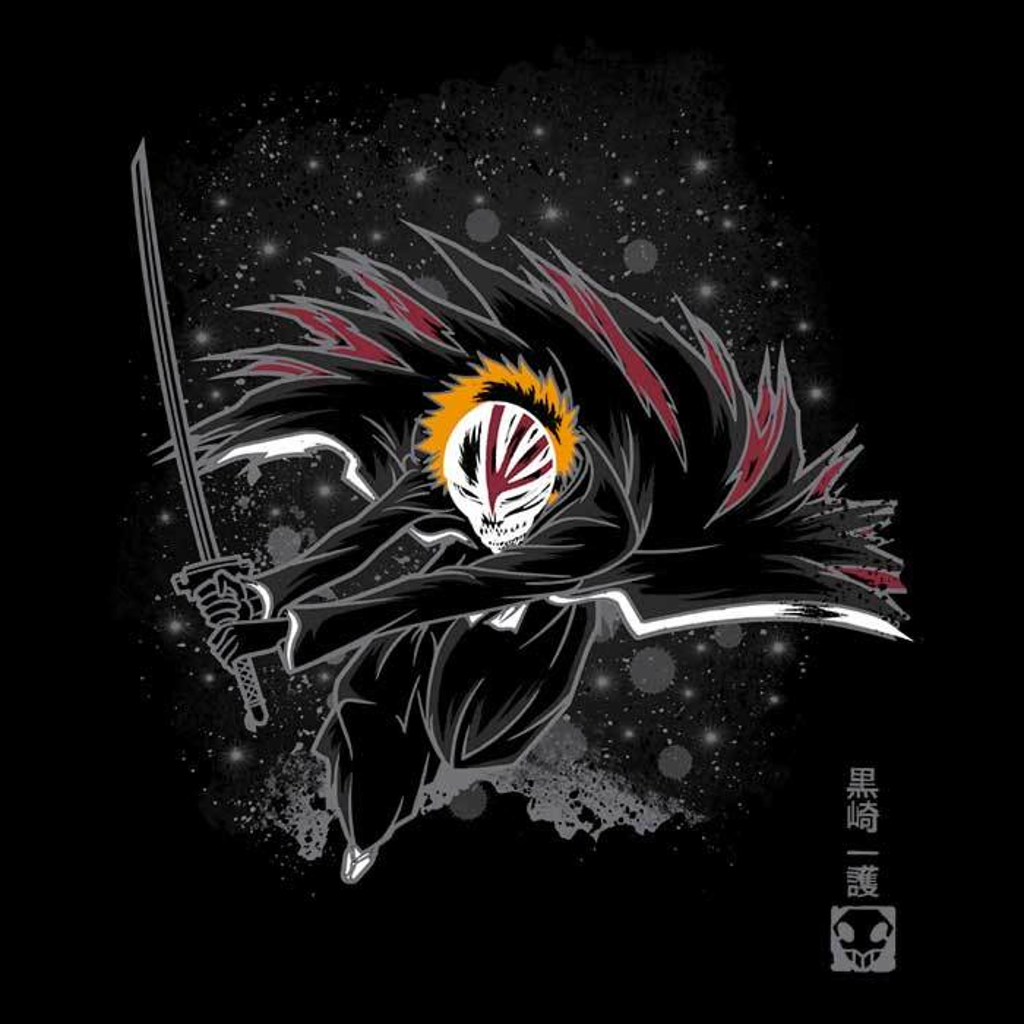 Once Upon a Tee: The Bankai Warrior