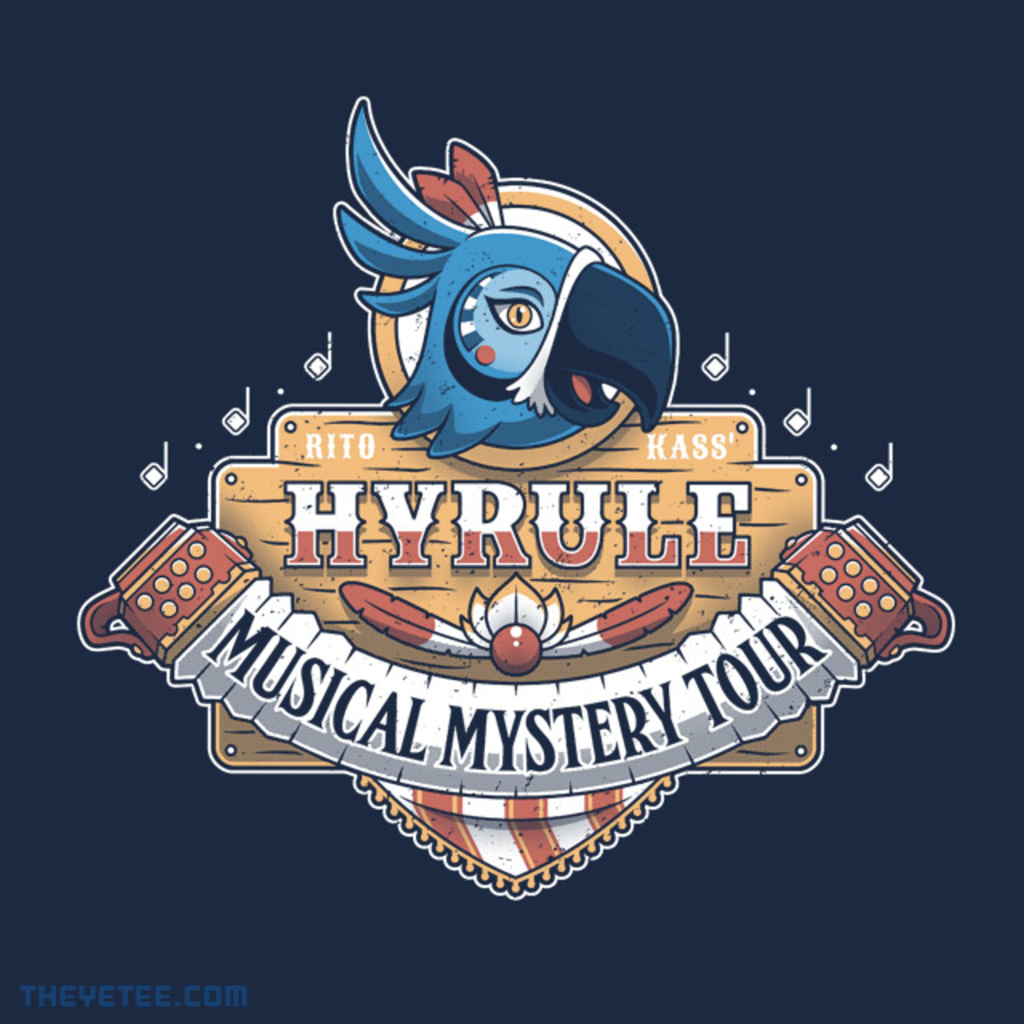 The Yetee: Kass' Musical Mystery Tour
