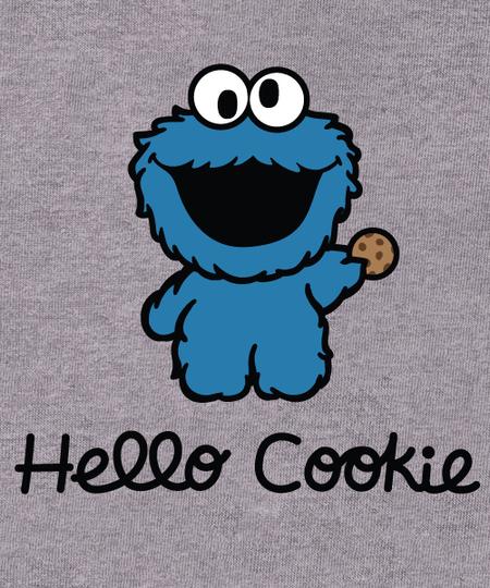 Qwertee: Hello Cookie