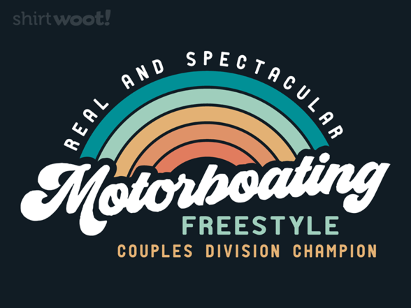 Woot!: Real and Spectacular