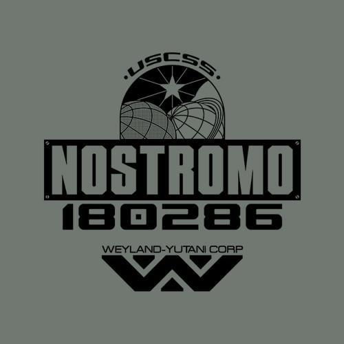 Five Finger Tees: USCSS Nostromo T-Shirt