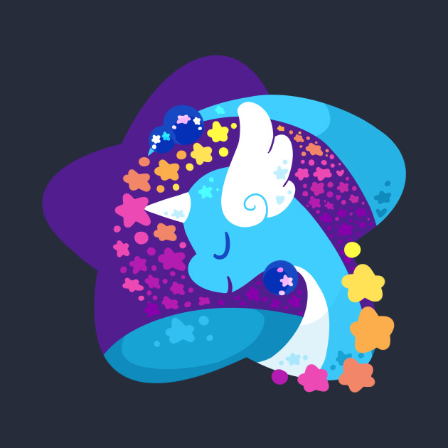 TeePublic: Starry Dragon