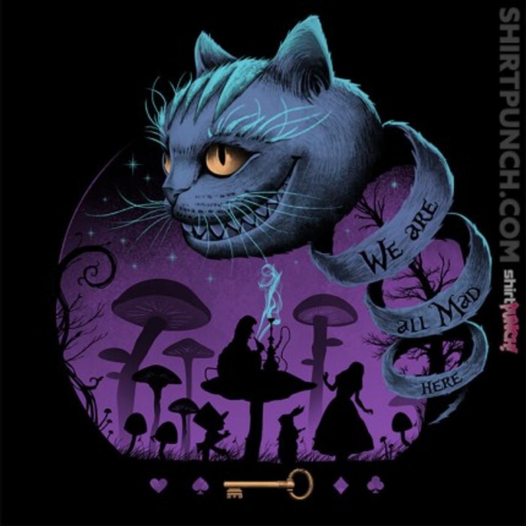 ShirtPunch: Wonderland Madness