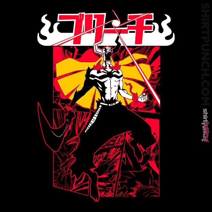 ShirtPunch: Vasto Lorde Ichigo