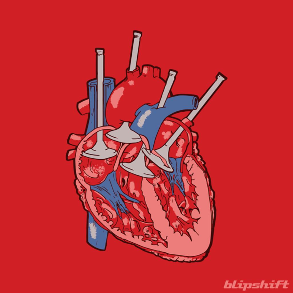 blipshift: Cardiovalveular IV