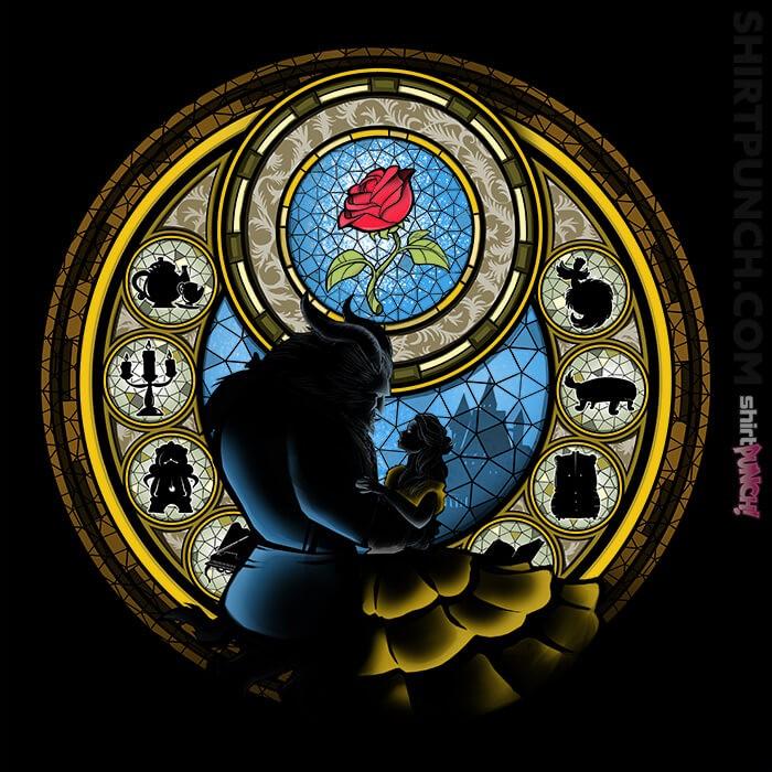 ShirtPunch: La Danse De La Rose