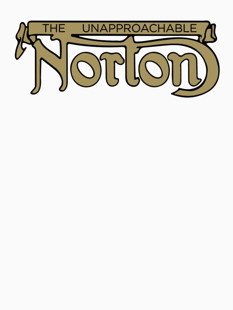RedBubble: Norton motorcycles design