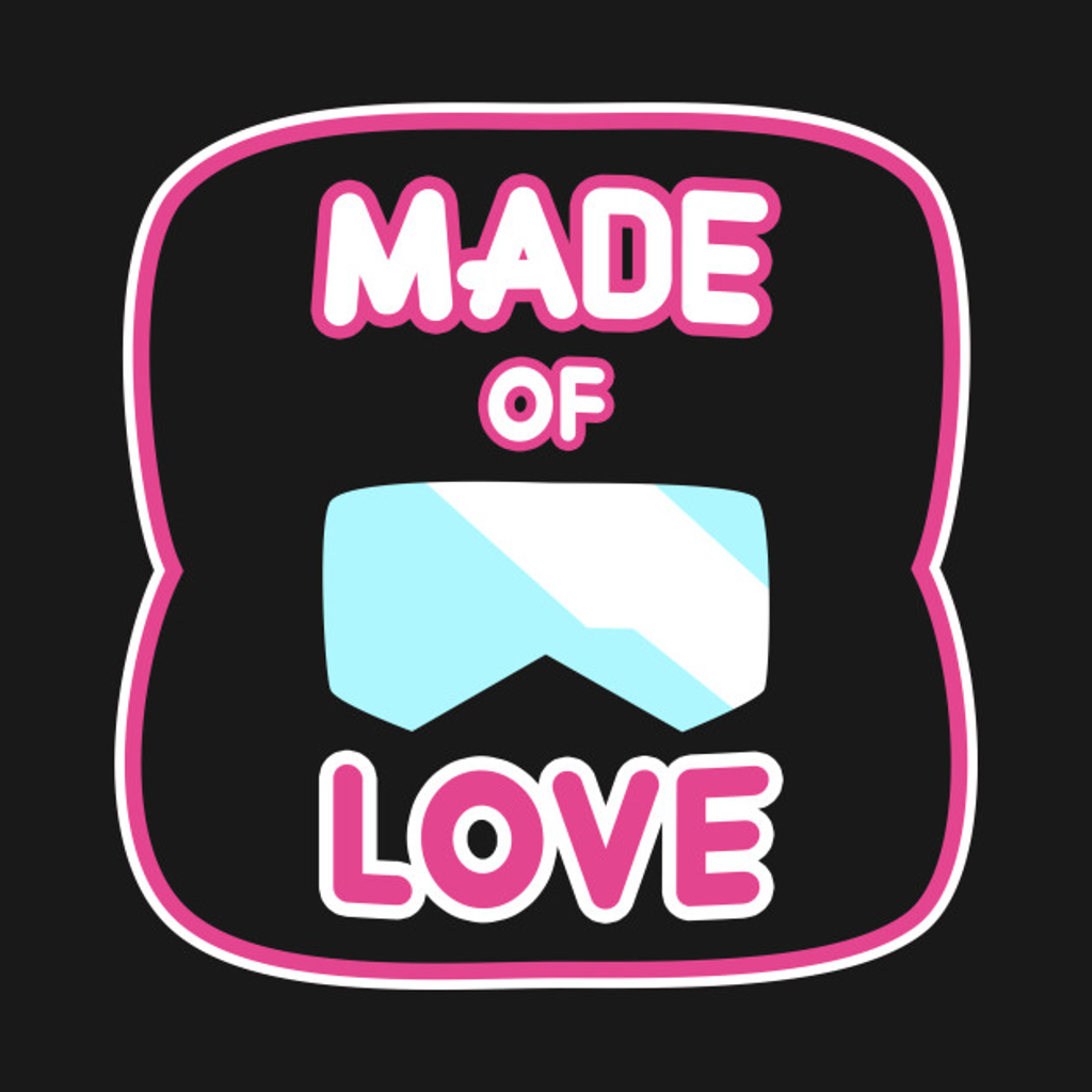 TeePublic: Steven Universe The Movie Limited Edition Made of Love Design!