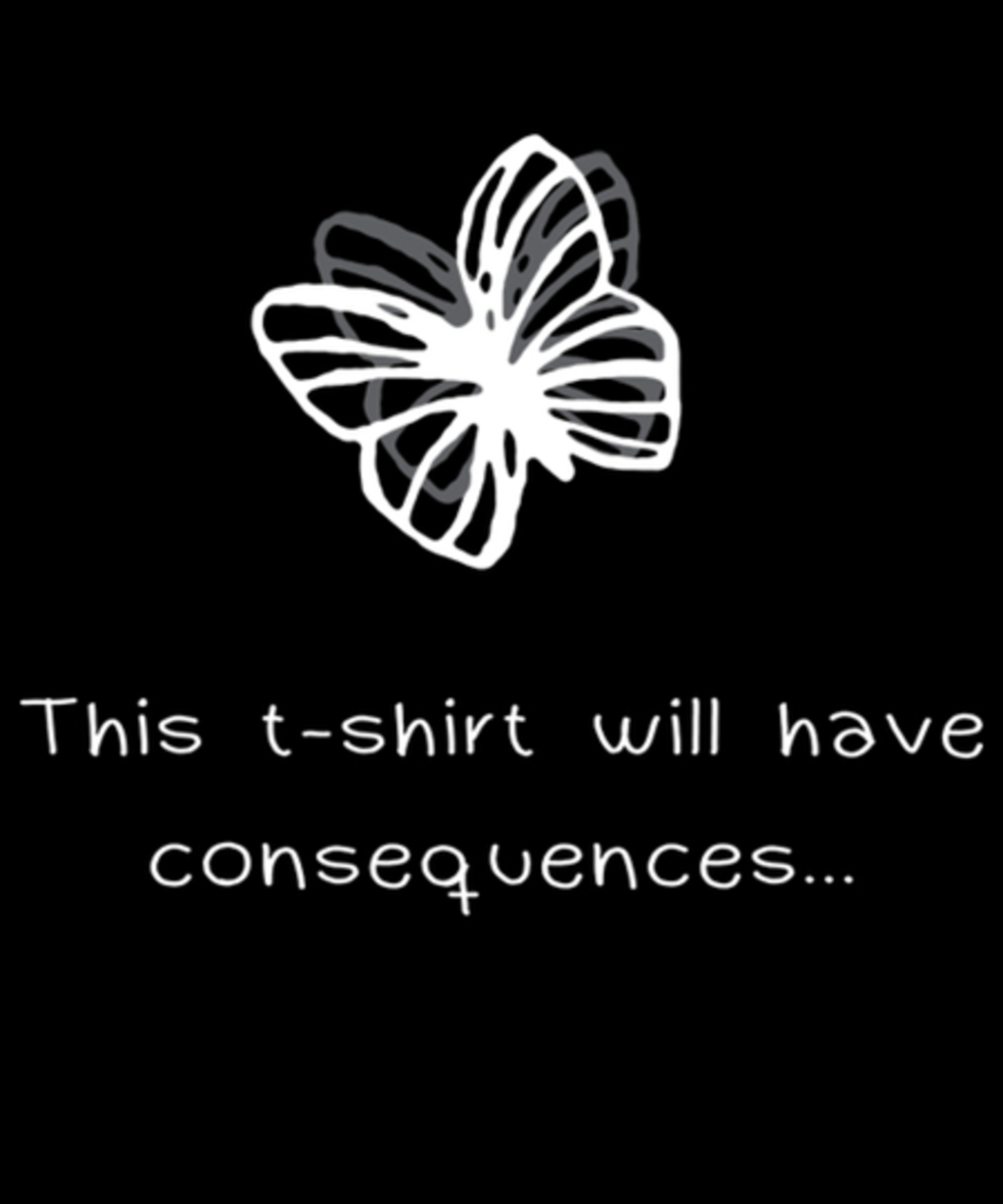 Qwertee: Consequences