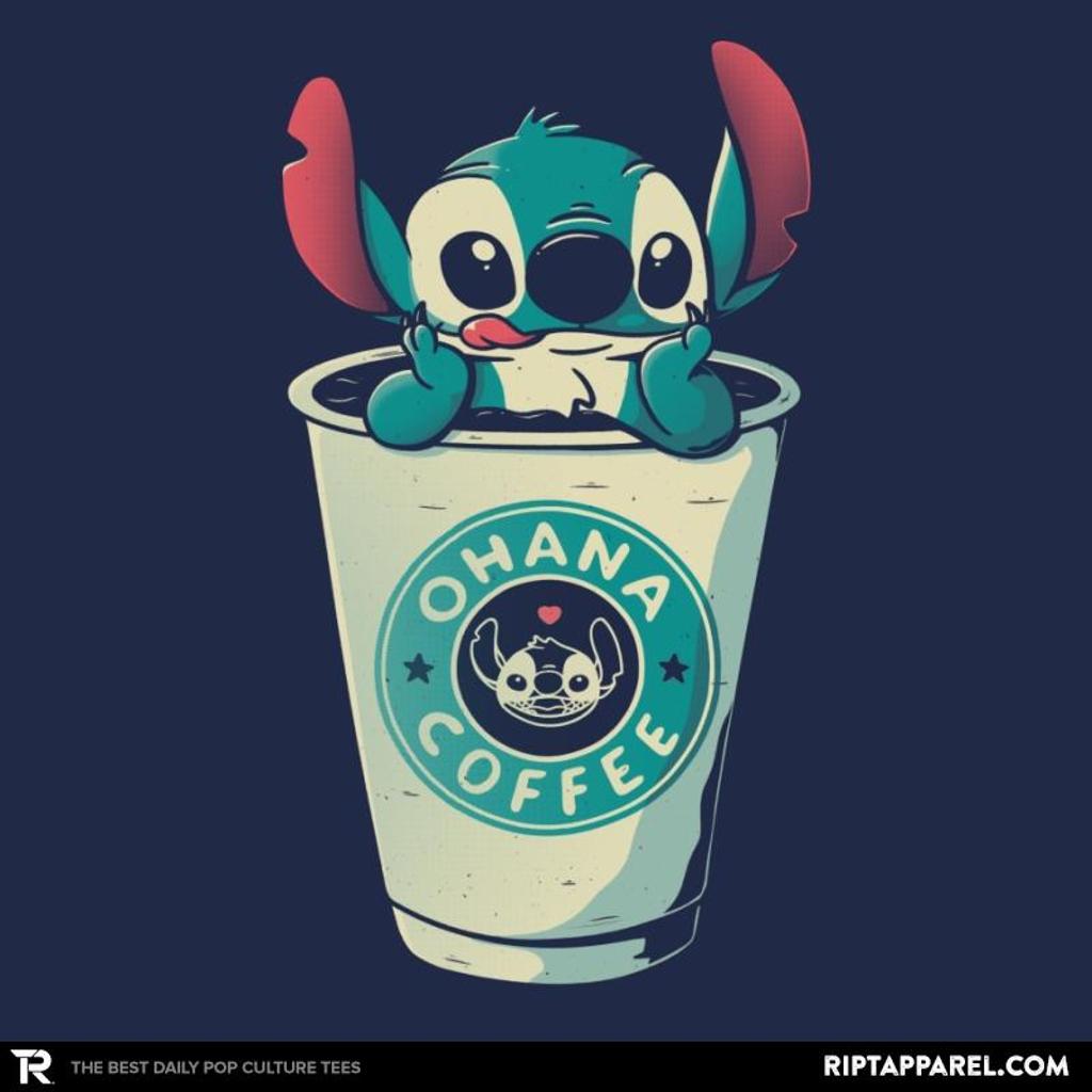 Ript: Ohana Coffee
