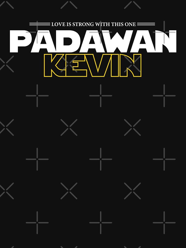RedBubble: Padawan Kevin