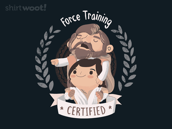 Woot!: Force Training Certification