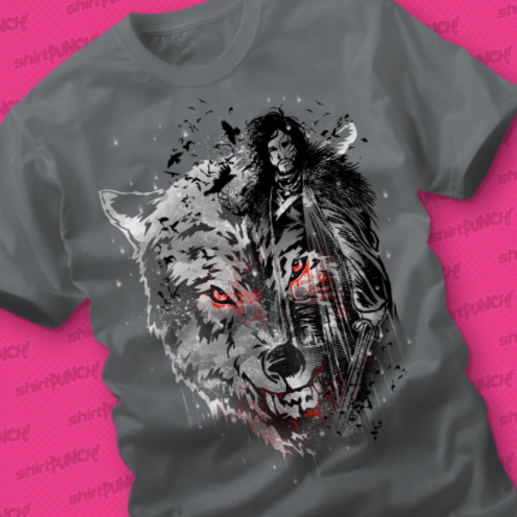 ShirtPunch: King in the North