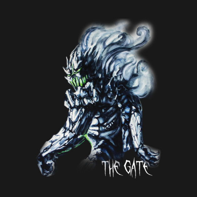 TeePublic: The Gate