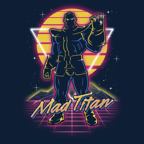 NeatoShop: Retro Mad Titan