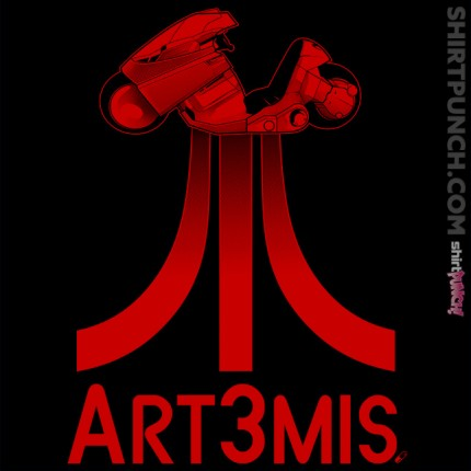 ShirtPunch: Art3mis
