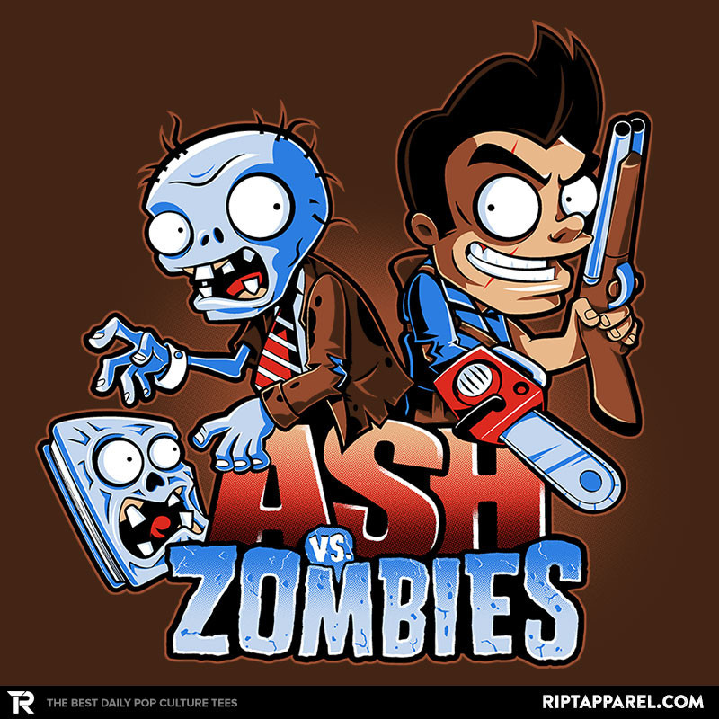 Ript: Ash vs Zombies