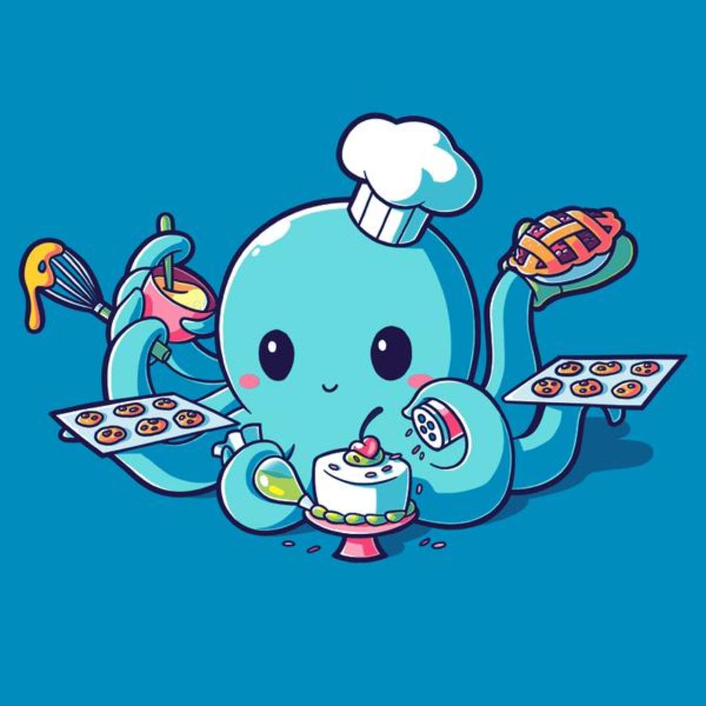 TeeTurtle: I <3 Baking