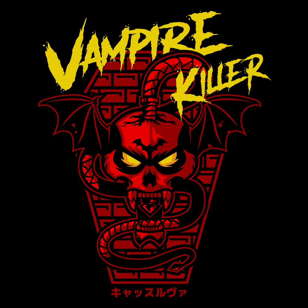 Pop-Up Tee: Vampire Killer Punk