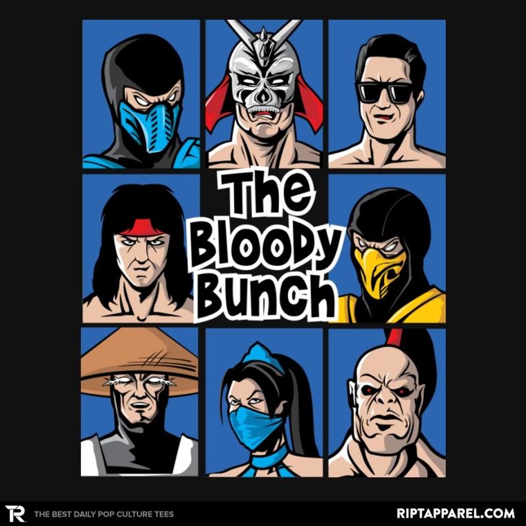 Ript: Bloody Bunch