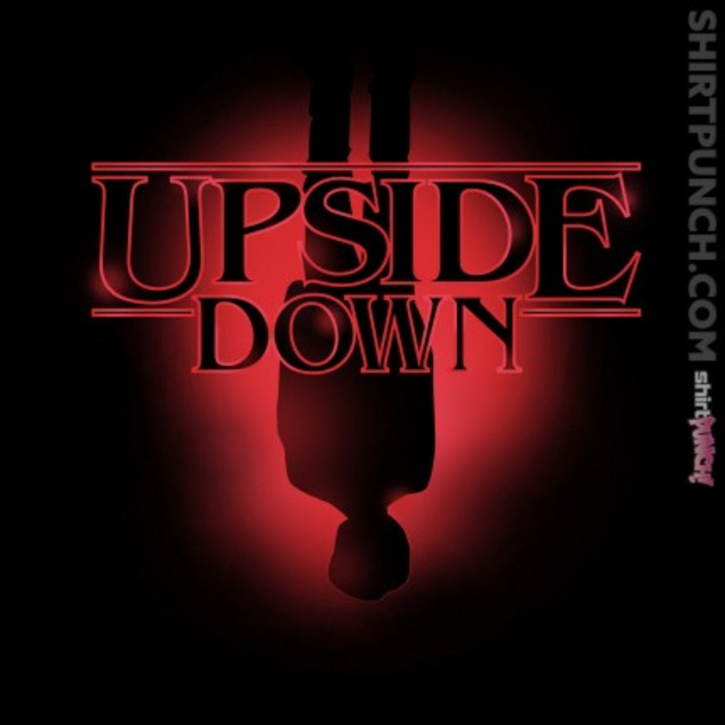 ShirtPunch: Upside Down