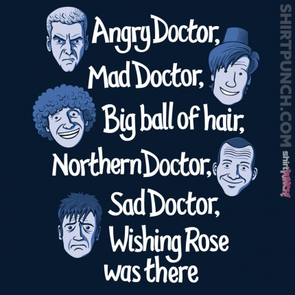 ShirtPunch: Angry Doctor