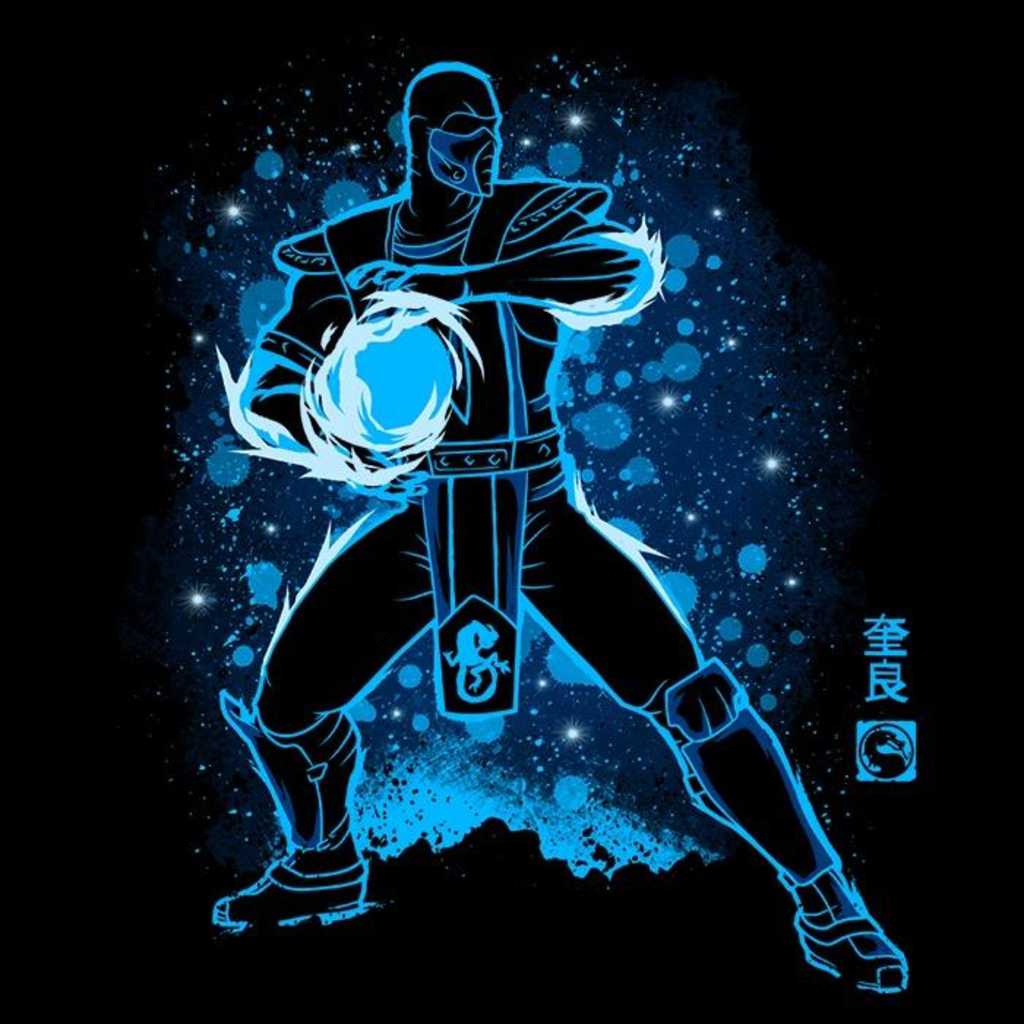 Once Upon a Tee: The Ice Assassin