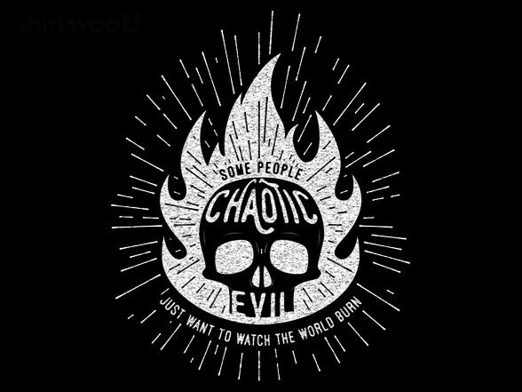 Woot!: Chaotic Evil - $8.00 + $5 standard shipping