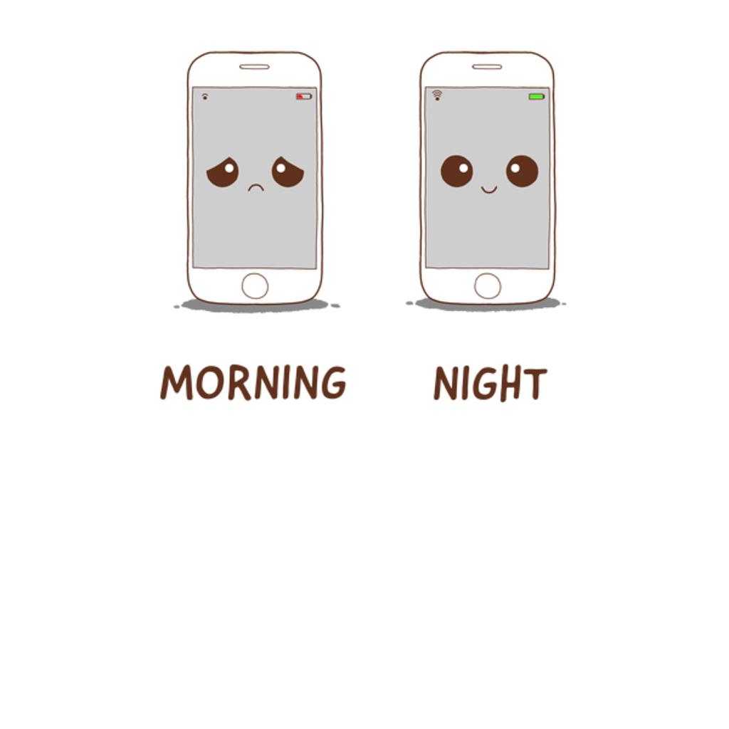 NeatoShop: Morning and night