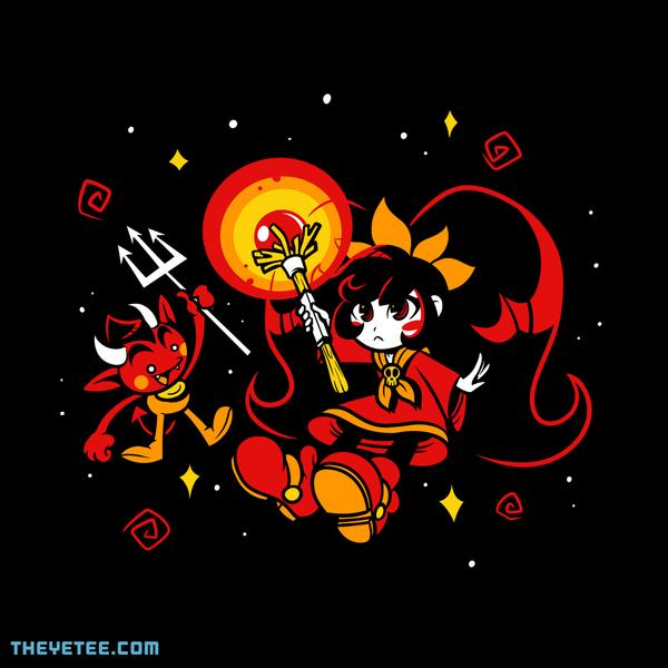 The Yetee: I cast a hex on you!