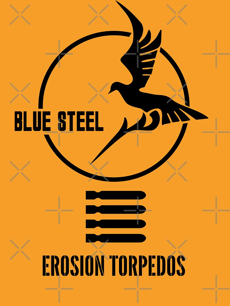 RedBubble: Arpeggio of Blue Steel - Iona's Erosion Torpedos Shirt
