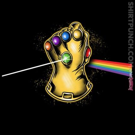 ShirtPunch: Dark Side Of The Stones
