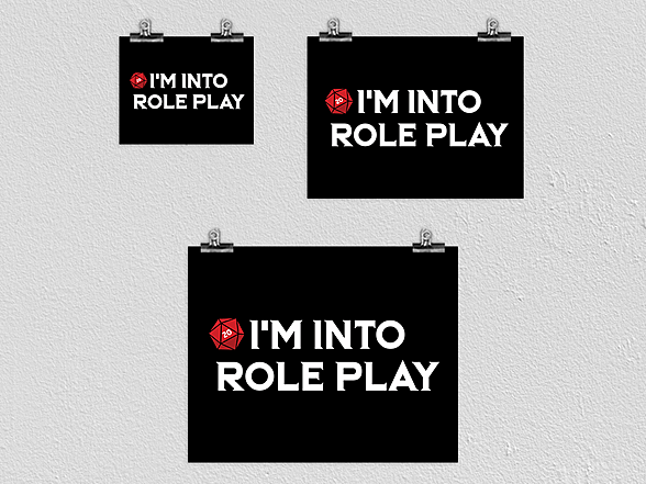 Woot!: I'm Into Role Play Poster