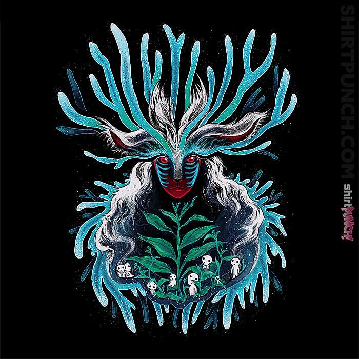 ShirtPunch: The Forest Spirit