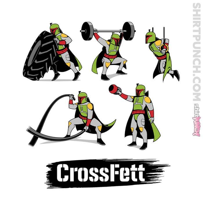 ShirtPunch: Crossfett