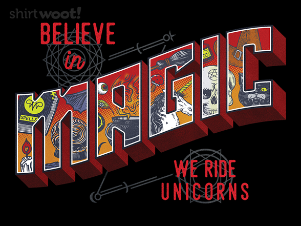 Woot!: We Ride Unicorns